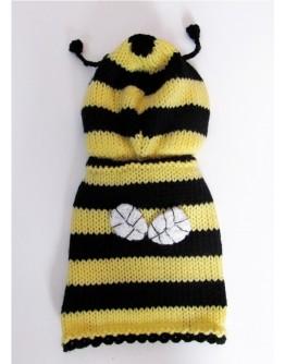 Bumble Bee Dog Costume / Sweater