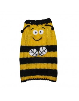 Smiling Bee Dog Sweater